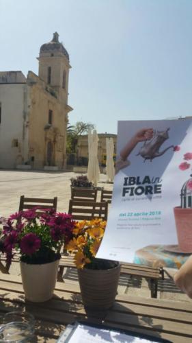 IBLA IN FIORE - L'arte di curare la città - I edizione